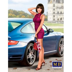 MB24022 Dangerous Curves - Jackie Hold 1/24