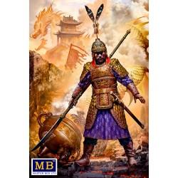 MB24059 Zhu Yuanzhang Found.Emperor 1/24