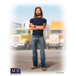 "MB24060 ""Holy Roller"" Jordan ""Jesus"" 1/24"