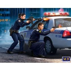 MB24064 Sgt Melgoza & Patrolman Taylor 1/24