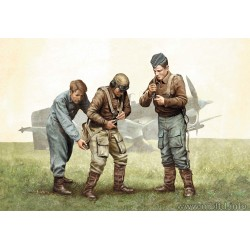 MB3202 MB Pilots of Luftwaffe 1/32