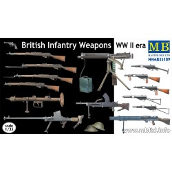 MB35109 MB British Shooting Weapon WWII1/35