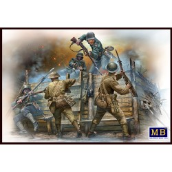 MB35116 Hand to Hand Fight WW I 1/35