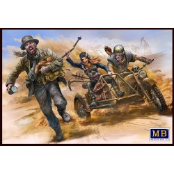MB35140 Skull Clan-To catch a Thief 1/35