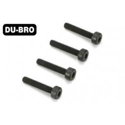 DUB2274 Screws - 3.5mm x 25 Socket-Head Cap Screws (4 pcs per package)