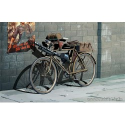 MB35165 German Military Bicycle WWII 1/35