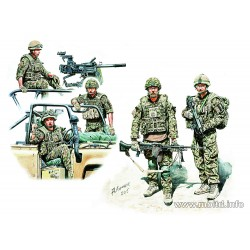 MB35180 We are Lucky Modern UK Infantry1/35