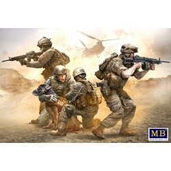 MB35181 No Soldier Left Behind-MWD Down1/35