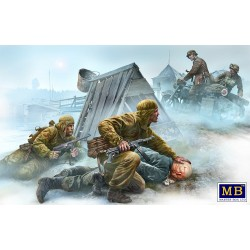 MB35190 Crossroad Eastern Front WWII 1/35