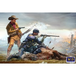 MB35191 Final Stand Indian Wars Series 1/35