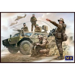 MB35195 Bundeswehr Germ. Military Men 1/35