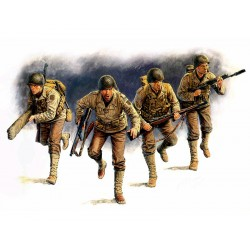 MB3520 MB US Rangers Normandy '44 1/35