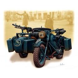 MB3528 MB German Motorcycle WWII 1/35