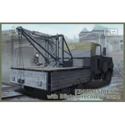 IBG35006 Einheitsdiesel Recovery Crane 1/35