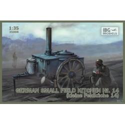 IBG35008 Germ.small field kitchen HF14 1/35