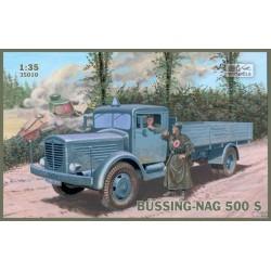 IBG35010 IBG Bussing-Nag 500S 1/35