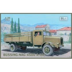 IBG35013 IBG Bussing-Nag 4500S 1/35