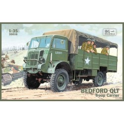 IBG35016 IBG Bedford QLT Troop Carrier 1/35