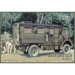 IBG35017 IBG Bedford QLR Wireless Truck 1/35