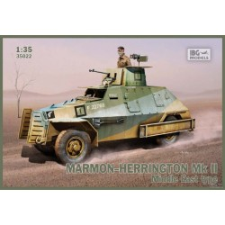 IBG35022 Marmon-Harrington Mk.II ME Typ.1/35