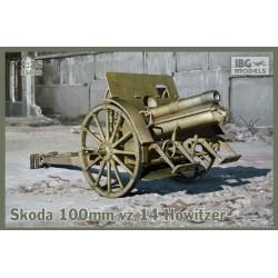 IBG35026 Skoda 100mm vz 14 Howitzer 1/35