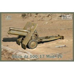 IBG35028 Obice da 100/17 Mod 16 1/35