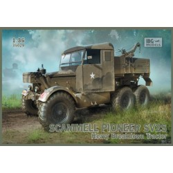 IBG35029 Scammell Pioneer SV25 Heavy Br.1/35
