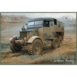 IBG35030 Scammell Pioneer R100 Artil. 1/35