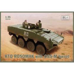 IBG35034 KTO Rosomak with OSS-M Turret 1/35