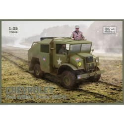 IBG35044 Chevrolet Field Art.Tractor 1/35