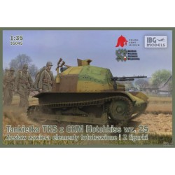 IBG35045 TKS Pol.Light Recon.Tank 1/35