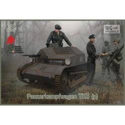 IBG35047 Panzerkampfwagen TKS 1/35