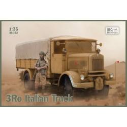 IBG35052 3Ro Italian Truck 1/35