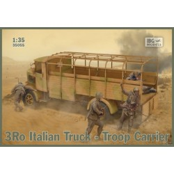 IBG35055 3Ro Italian Truck Troop Carrier1/35