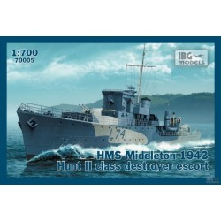 IBG70005 HMS Middleton 1943 Hunt UU D. 1/700