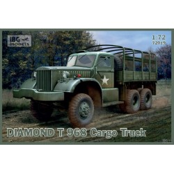 IBG72019 Diamond T968/968A Cargo Truck 1/72