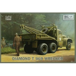 IBG72020 Diamond T968 Wrecker 1/72