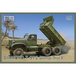 IBG72021 Diamond T972 Dump Truck 1/72