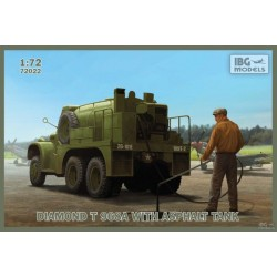 IBG72022 Diamond T968A with Asphalt Tank1/72