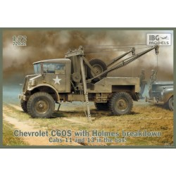 IBG72032 Chevrolet C60S With Holmes Br. 1/72
