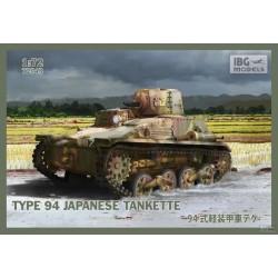 IBG72043 Type94 Jap.Tankette Late prod. 1/72