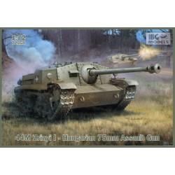 IBG72050 44M Zrinyi I Hungarian 75mmGun 1/72