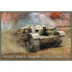 IBG72051 40M/43M Zrinyi II Hungarian105.1/72