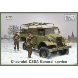 IBG72054 Chevrolet C30A General Service 1/72