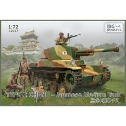 IBG72057 Type 3 Chi-Nu 1/72