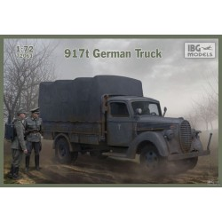 IBG72061 Ford G917 German Truck 1/72