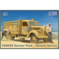 IBG72071 V3000S Germ.Truck-General Serv.1/72