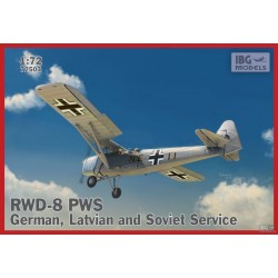 IBG72503 RWD8 PWS German, Latvian & Sov.1/72