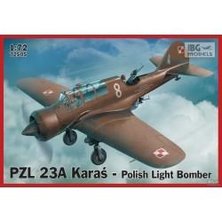 IBG72505 PZL 23A Karas-Polish Lht Bomber1/72