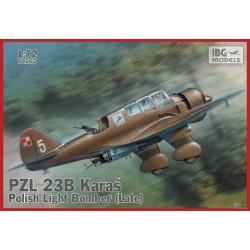 IBG72507 PZL 23B Karas (late prod) 1/72